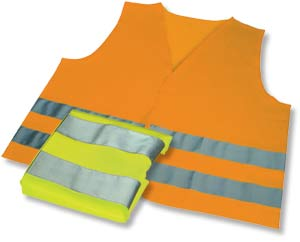 Reflective Safety Vest / Traffic Safety Vest